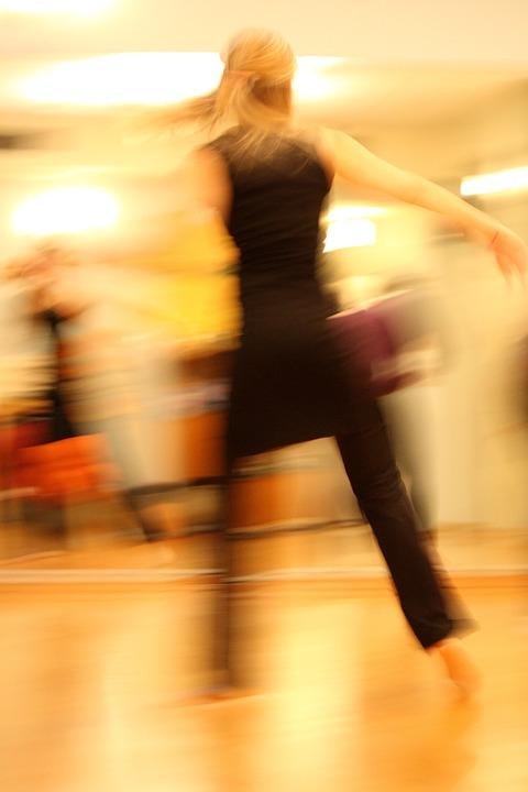 dansles volwassenen sport conditie training